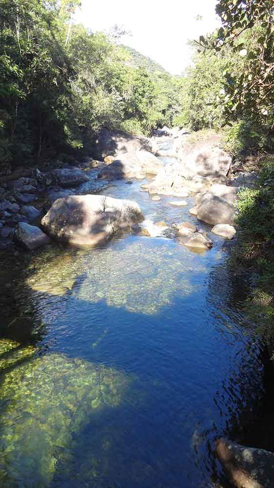 Lago Azul - Parque Nacional de Itatiaia