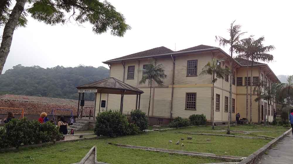 Clube União Lyra Serrano - Festival de Inverno Paranapiacaba