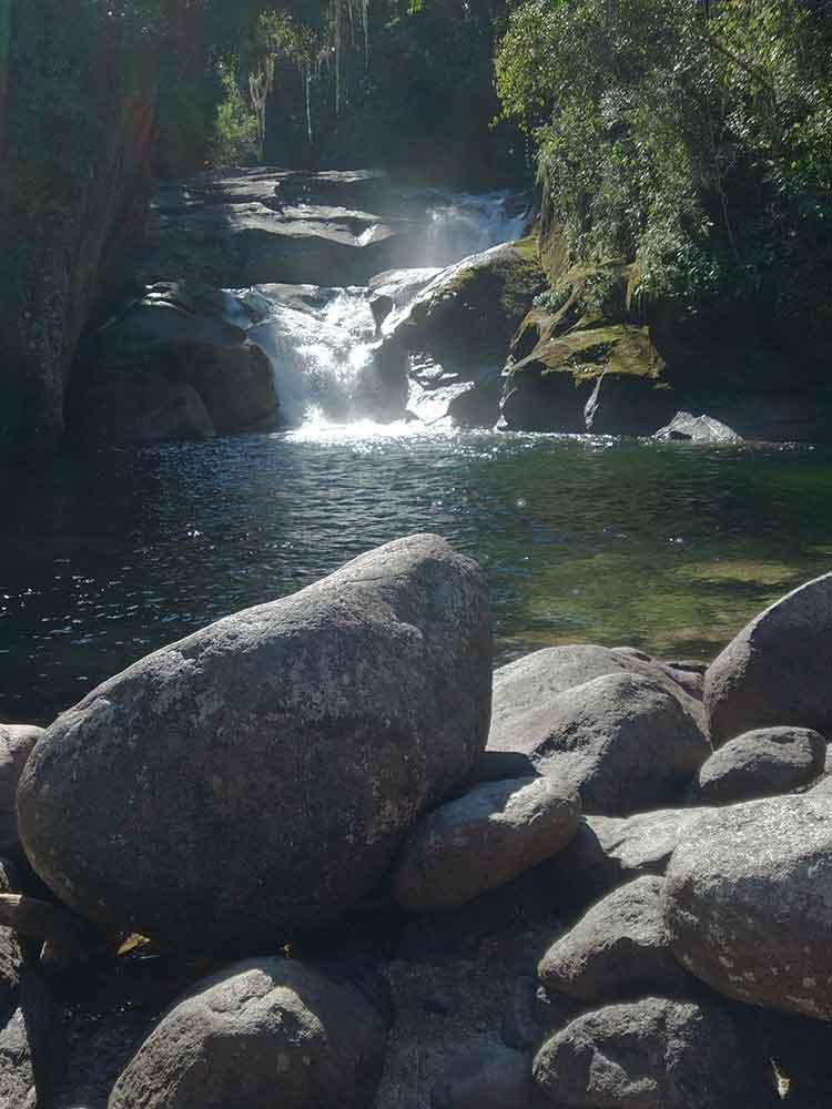 Piscina do Maromba - Parque Nacional de Itatiaia