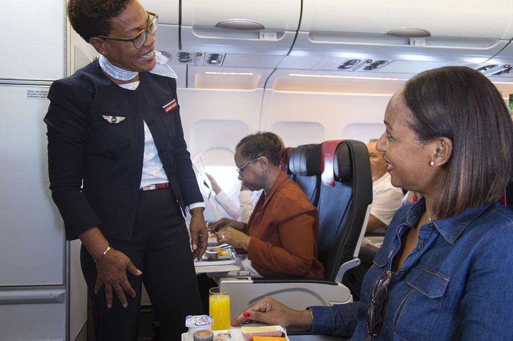 Comissária de Bordo Air France - Viagens Aéreas