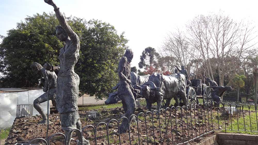 Monumento ao Imigrante - Bento Gonçalves