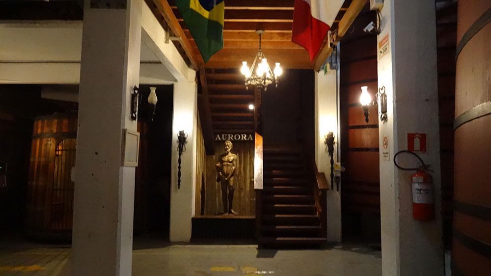 Vinícola Aurora - Bento Gonçalves