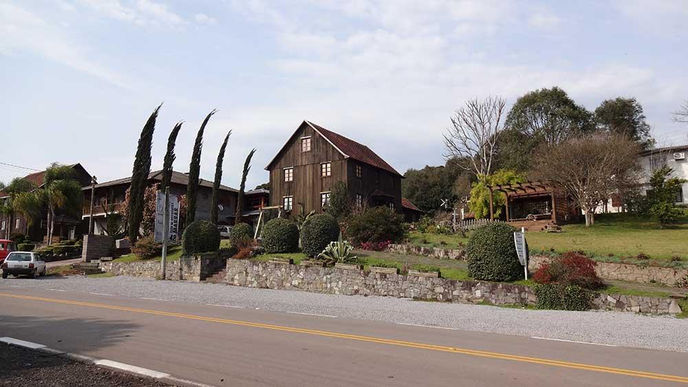 Casa das Massas e Tecelagem - Caminhos de Pedra