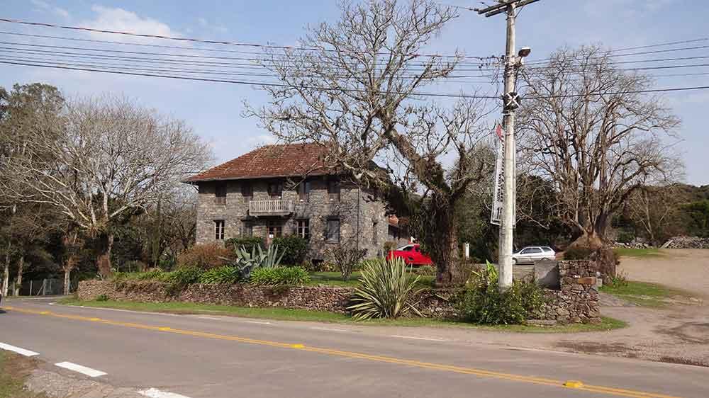 Restaurante Nona Lúdia - Caminhos de Pedra