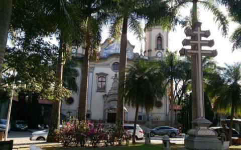 Igreja Nossa. Sra. do Brasil - Cidade de São Paulo