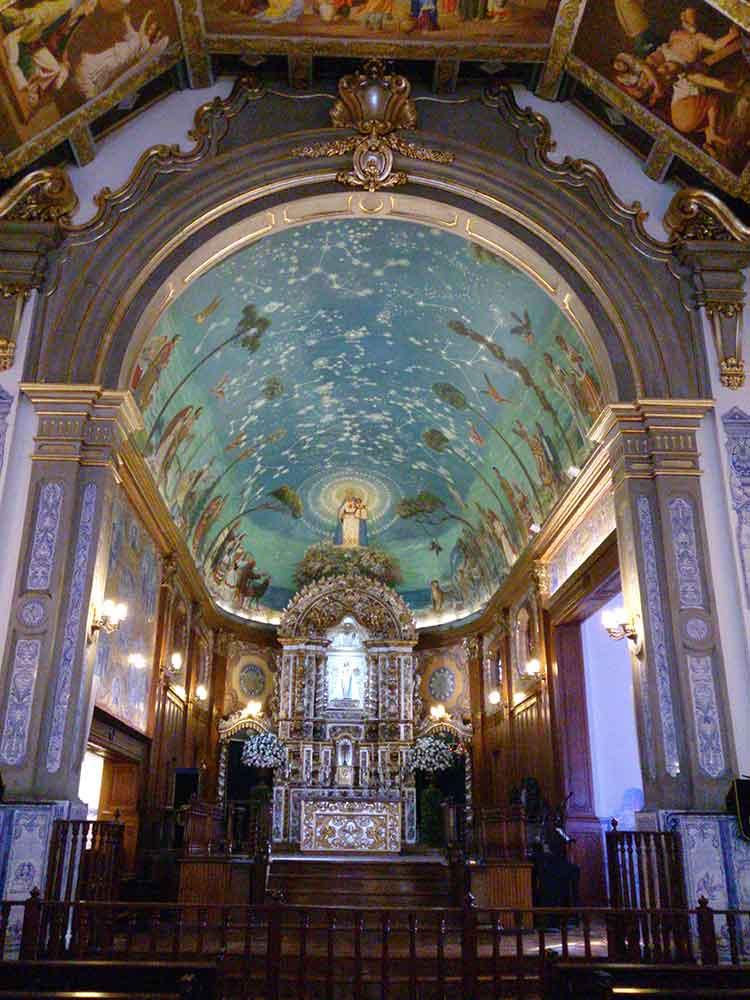 Igreja Nossa Sra. do Brasil - Cicloturismo na Cidade de São Paulo