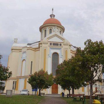 Santuário Nossa Senhora de Caravaggio em Farroupilha na Serra Gaúcha