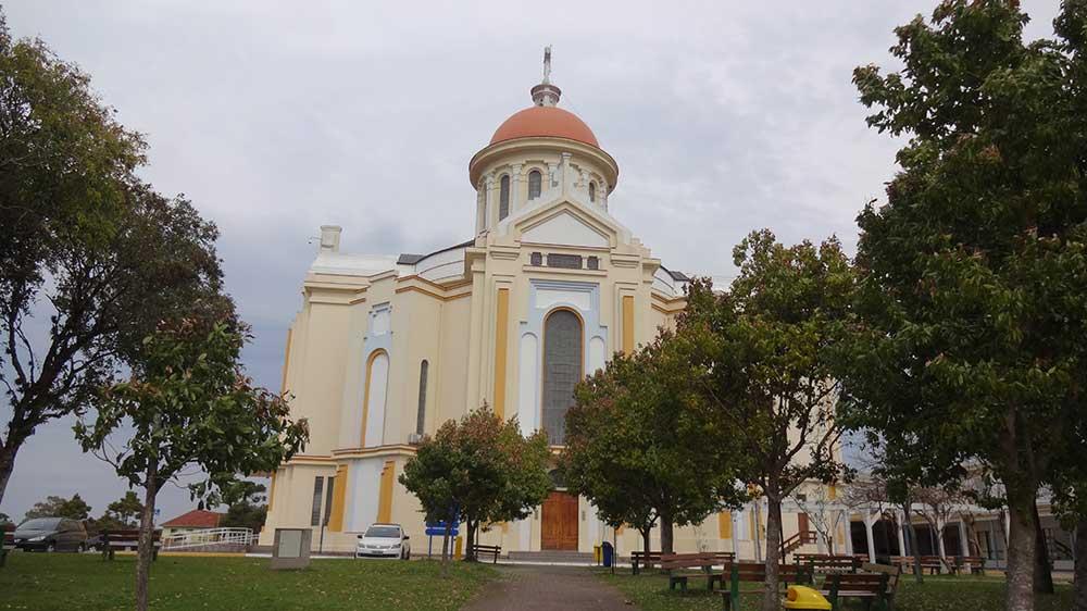 Santuário Nossa Senhora de Caravaggio - Farroupilha