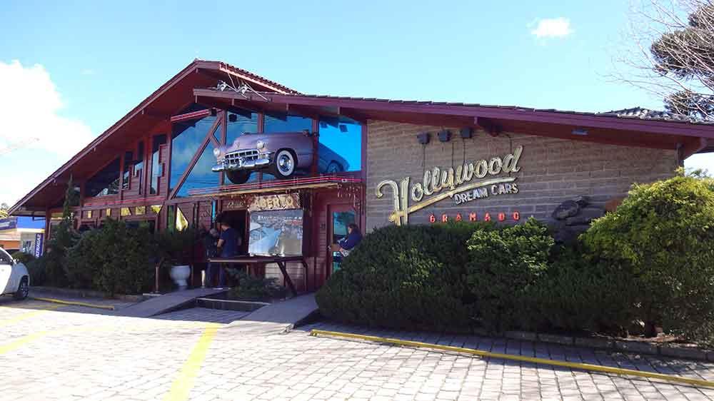 Hollywood Museu do Automóvel - Gramado