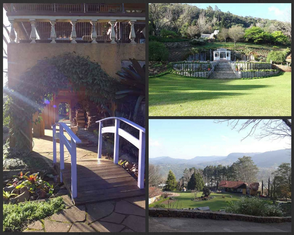 Le Jardin Parque de Lavandas