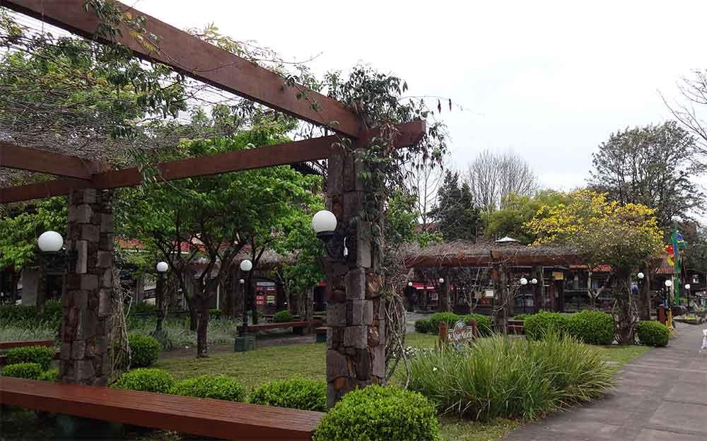 Gramado - Praça Major Nicoletti