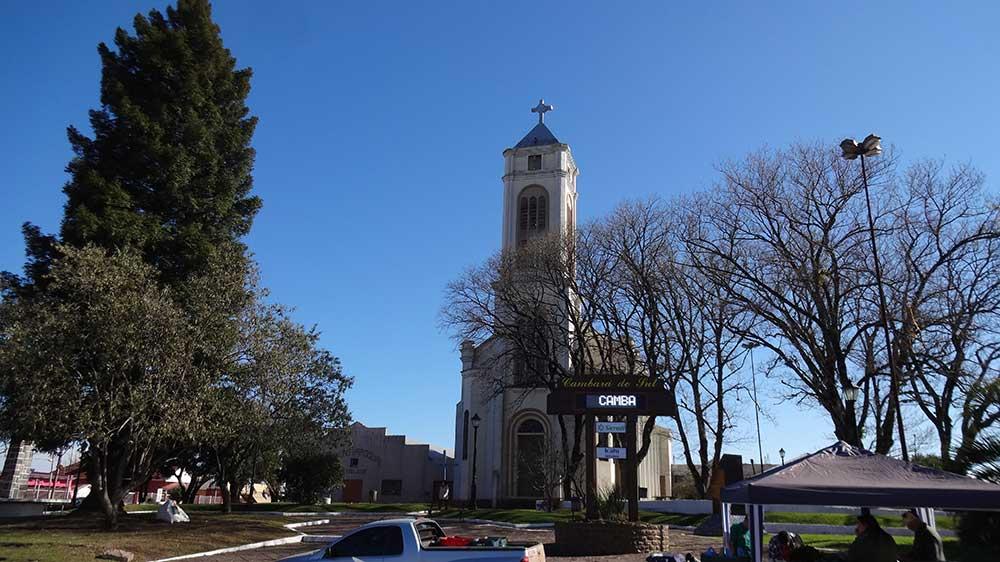 Igreja Matriz de São José - Cambará do Sul