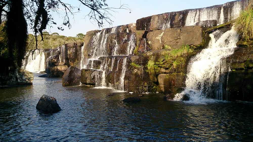 Cachoeira dos Venâncios - Jaquirana