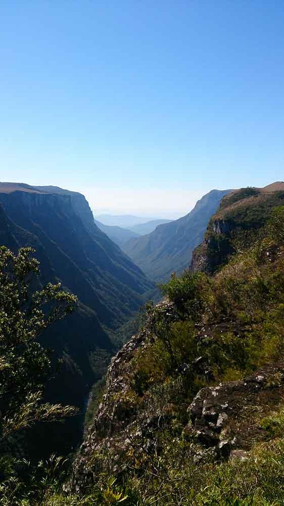 Canyon Fortaleza - Cambará do Sul