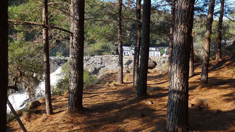 Cascata dos Venâncios - Jaquirana