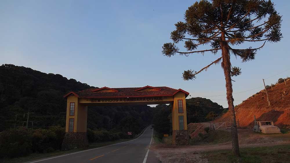 Portal Cambará do Sul
