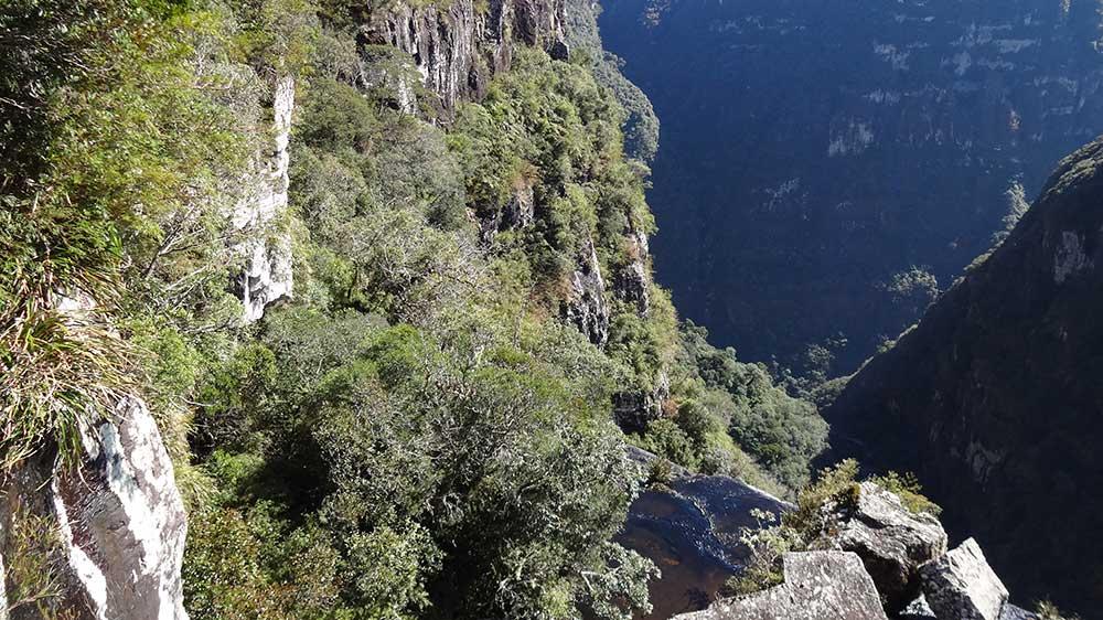 Cachoeira do Tigre Preto - Parque Nacional da Serra Geral