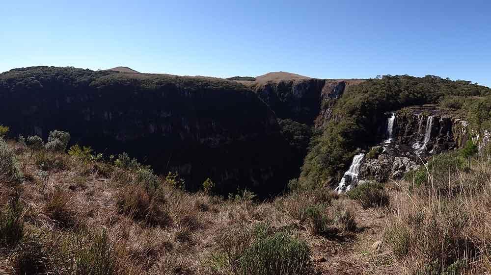 Cachoeira do Tigre Preto - Parque Nacional Serra Geral