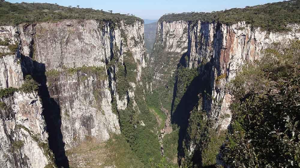 Canyon Itaimbezinho - Parque Nacional Aparados da Serra