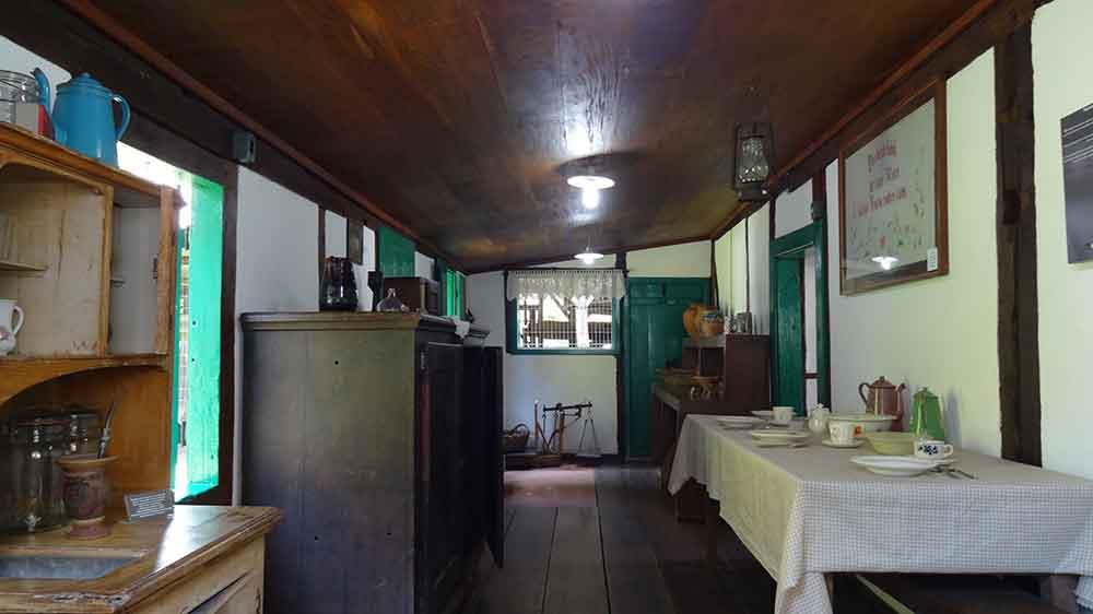 Ivoti - Cenário Museu Cláudio Oscar Becker