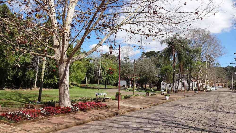 Ivoti - Núcleo de Casas Enxaimel