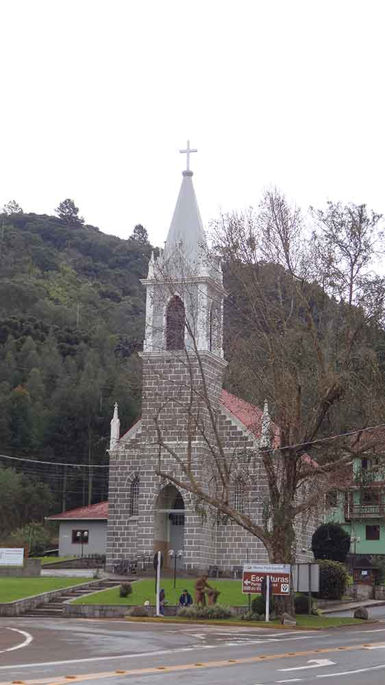 Igreja Luterana - Nova Petropolis