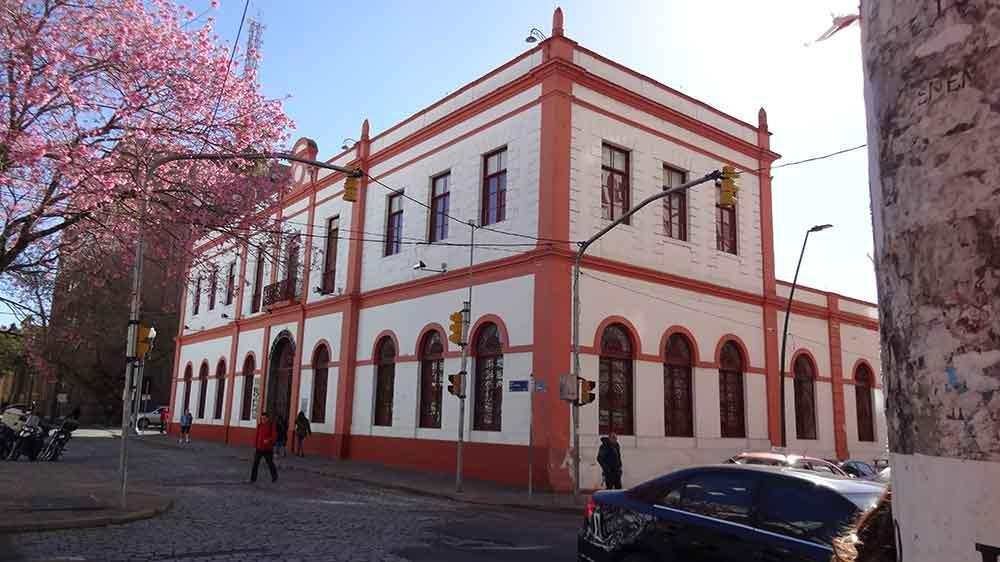 Complexo Arquitetônico Militar - Porto Alegre