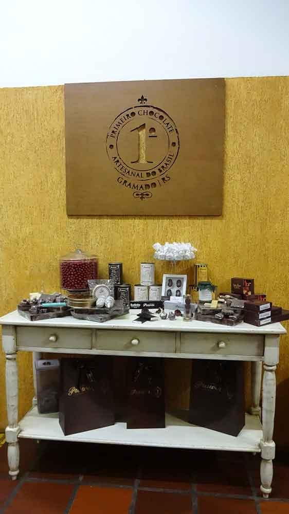 Fabrica de Chocolate Prawer