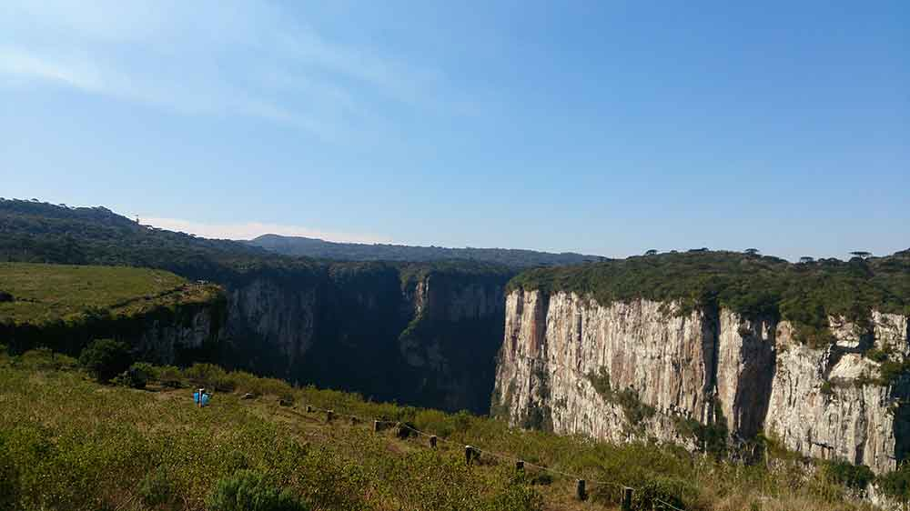 Lugares Mais Bonitos do Brasil - Cambará do Sul