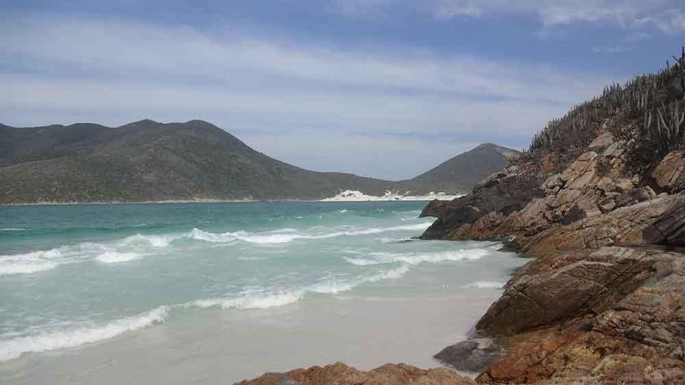 Lugares Mais Bonitos do Brasil - Arraial do Cabo