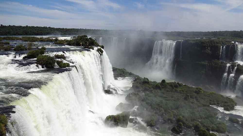 Lugares Mais Bonitos do Brasil - Foz do Iguaçu