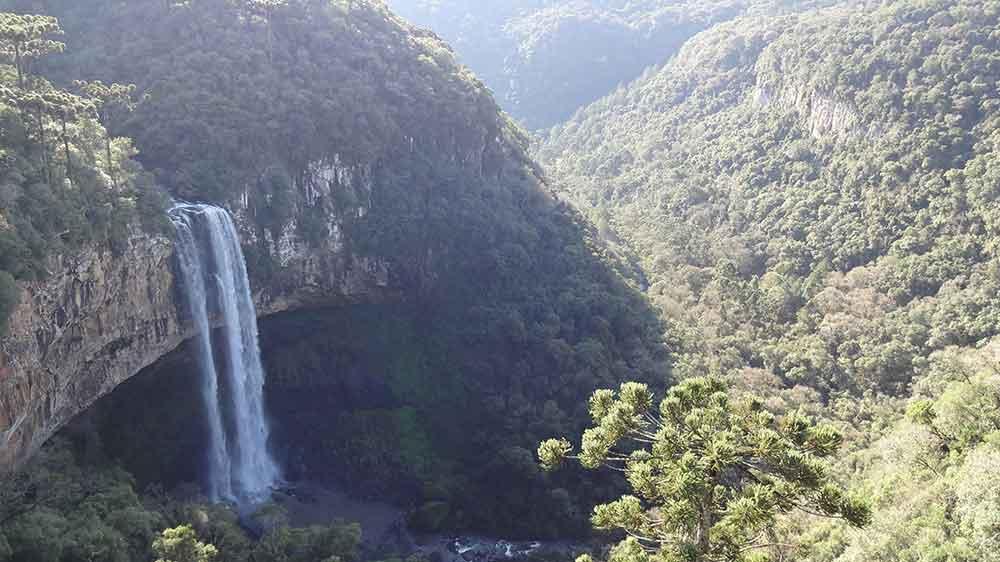 Lugares Mais Bonitos do Brasil - Canela