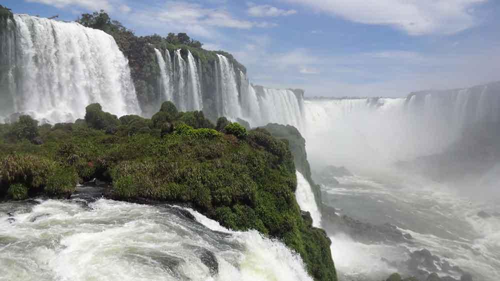 Melhores Destinos 2017 - Foz do Iguaçu