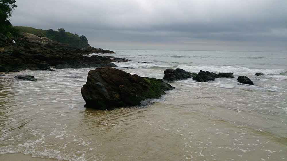 Praia de Maresias - Litoral Norte