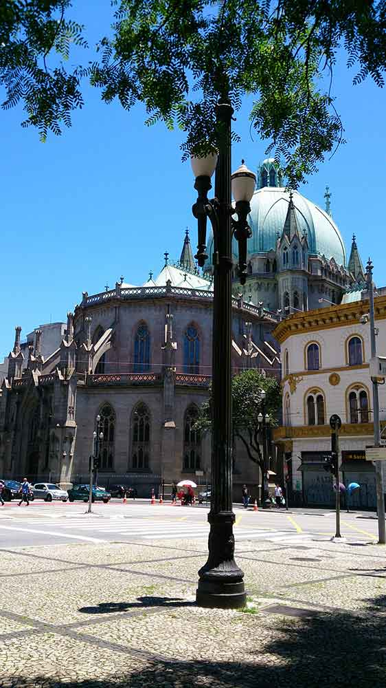 Centro de São Paulo - Catedral da Sé