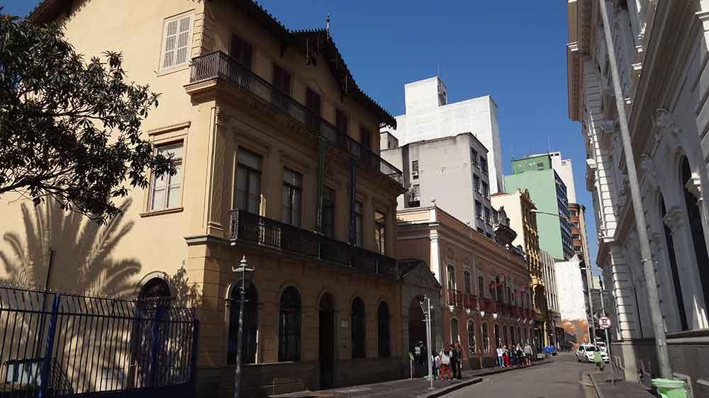 Centro de São Paulo - Solar da Marquesa