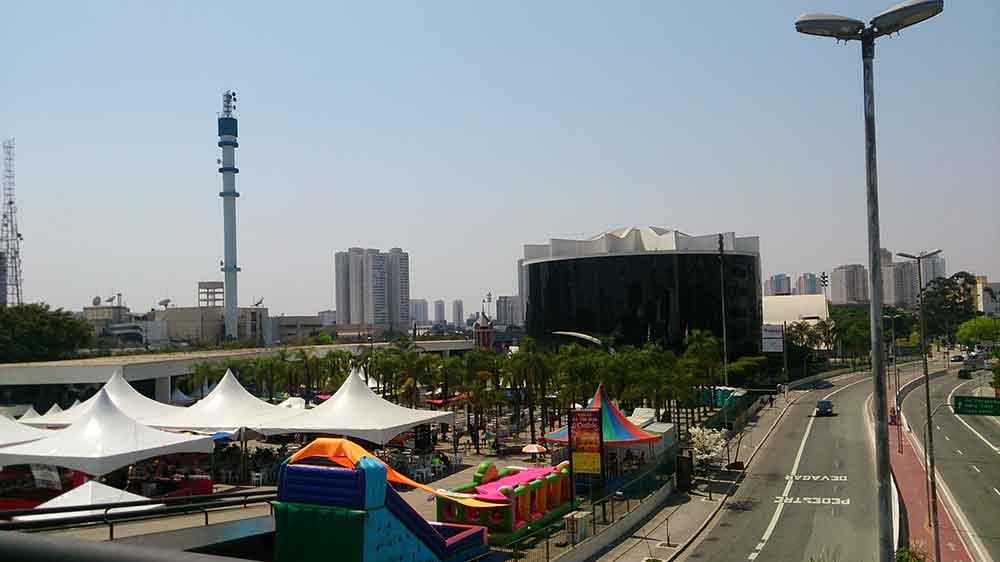 Centro de São Paulo - Ciclovia da Barra Funda