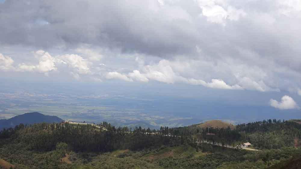 Pico do Itapeva - Campos do Jordão