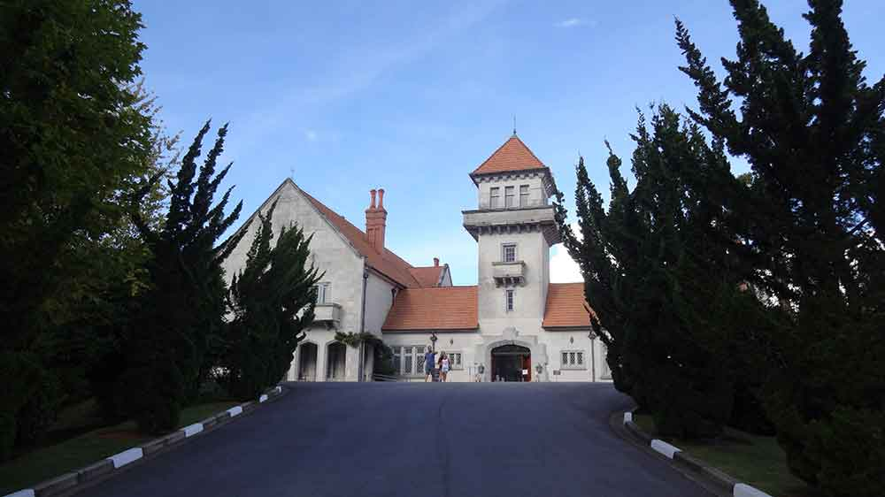 Palácio Boa Vista - Campos do Jordão