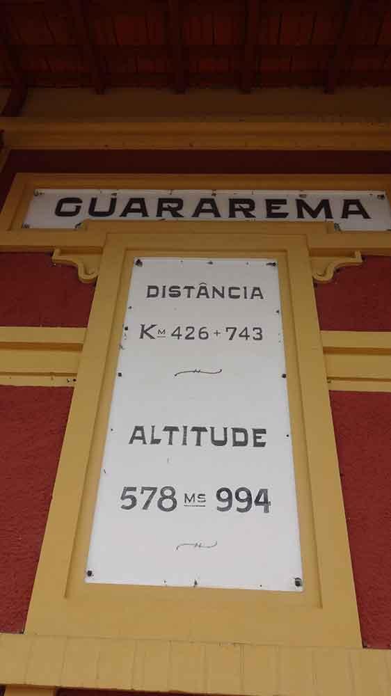 Estação de Trem de Guararema