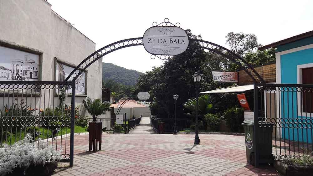 Pátio Zé da Bala