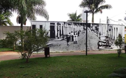 Parque Professora Deoclésia de Almeida Mello