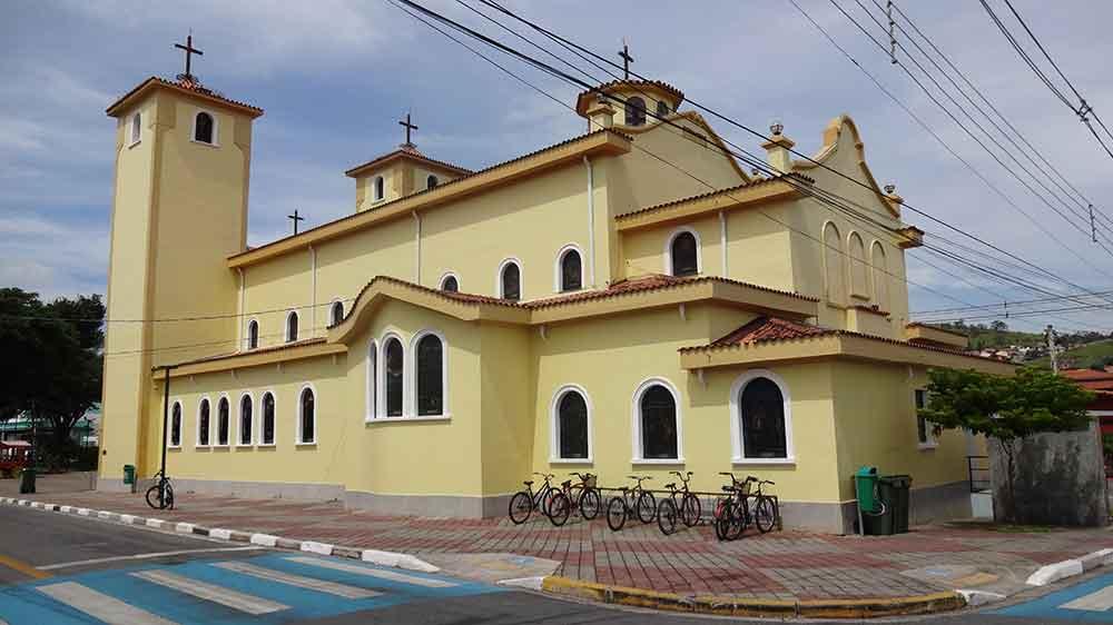 Igreja São Benedito - Guararema