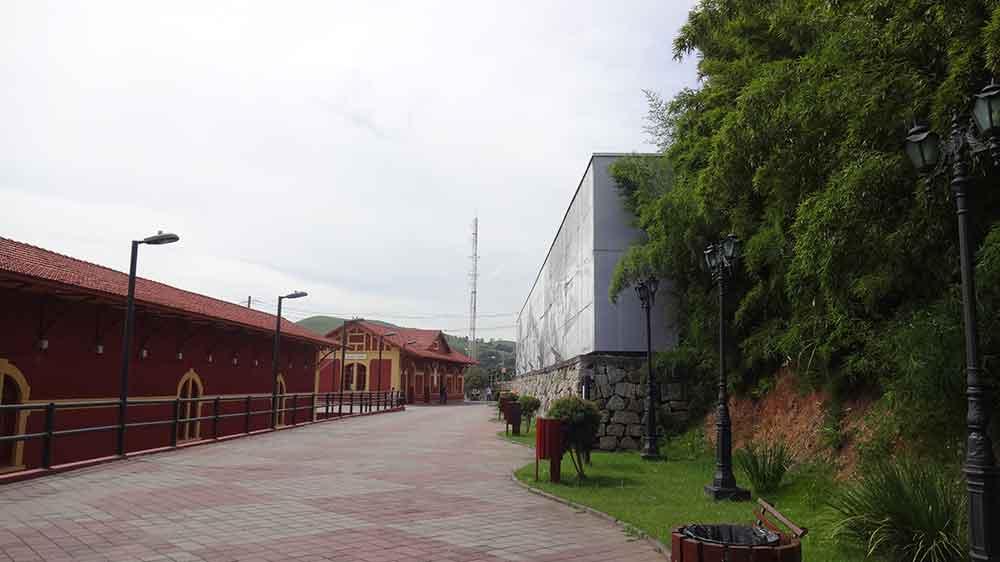 Estação Ferroviária de Guararema