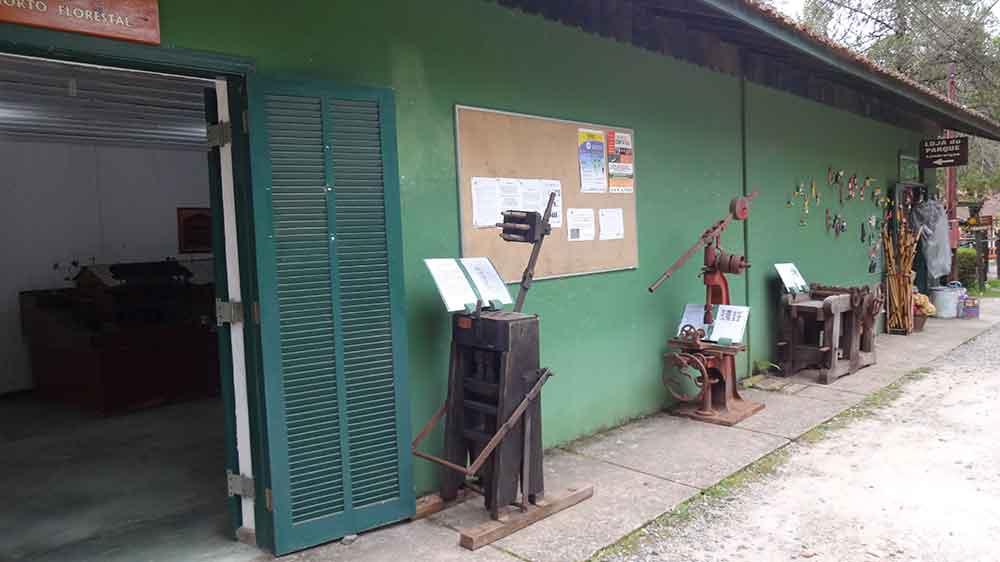 Mini Museu e Loja de Artesanatos