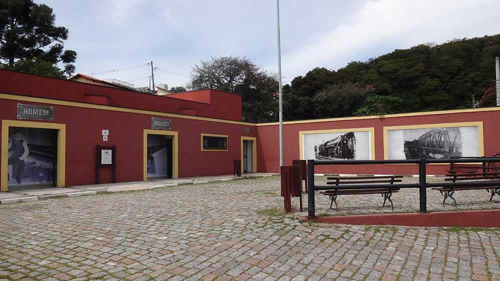 Passeio de Trem - Estação Guararema