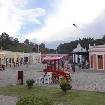 Passeio de Trem Maria Fumaça em Guararema uma volta ao passado