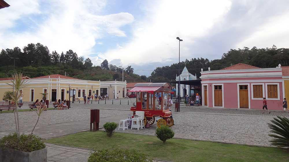 Passeio de Trem - Vila Luís Carlos