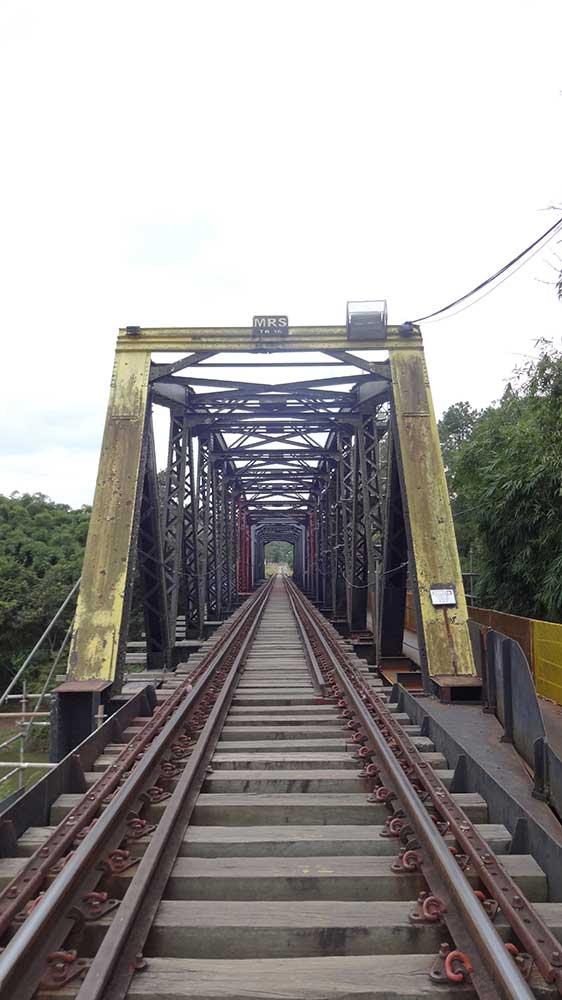 Ponte do Trem de Guararema