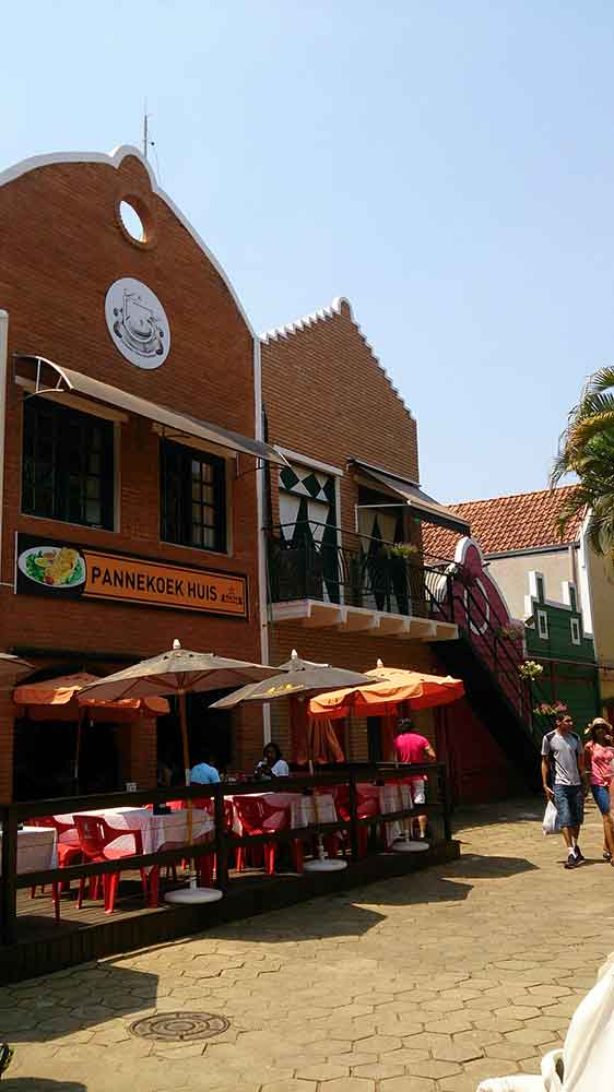 Restaurantes Expoflora Holambra